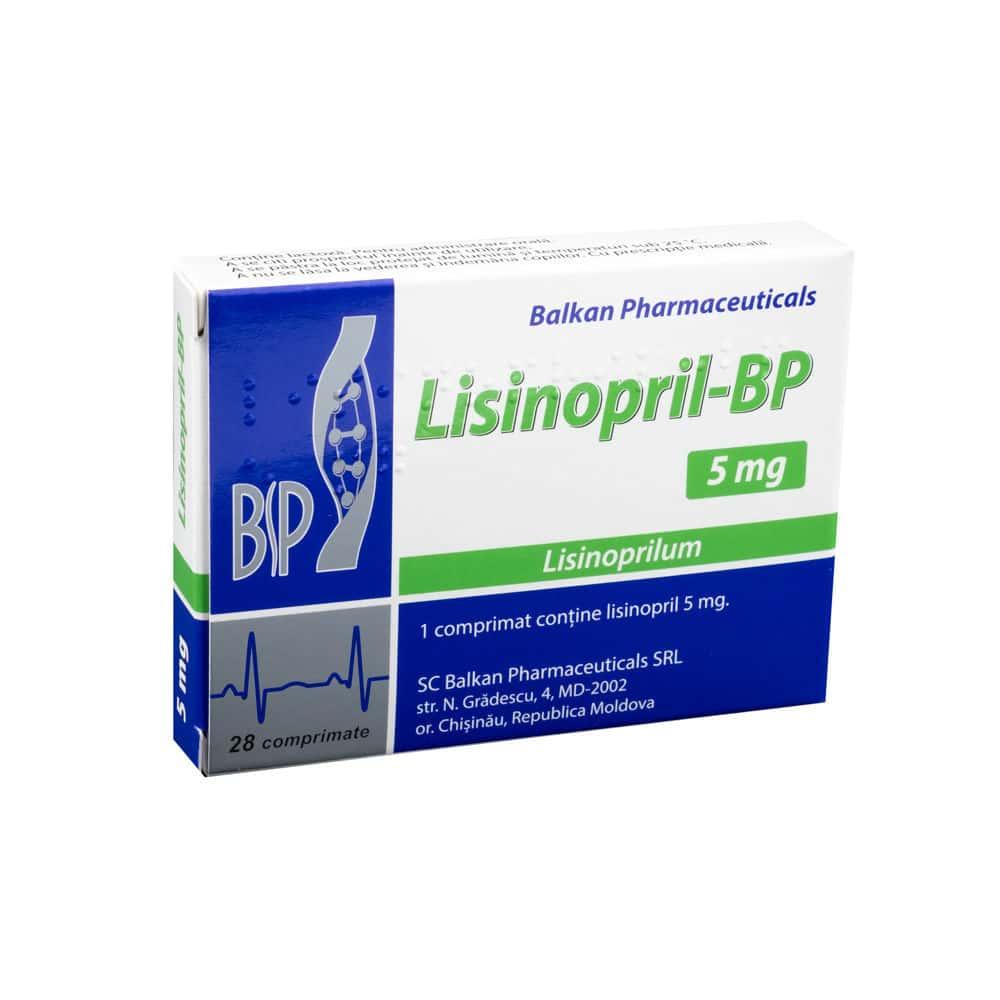 Cumpără Lisinopril 200mg comp. N200x20 la cel mai bun preț din toate ...