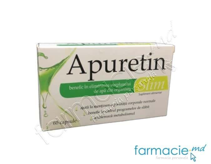 Apuretin, 30 capsule, Zdrovit : Farmacia Tei online