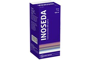 Inoseda 250mg/5ml sirop 120ml